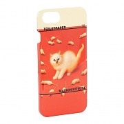 KITTEN IPHONE 8 CASE-RED