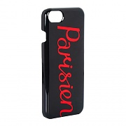 PARISIEN IPHONE 8 CASE-BLK
