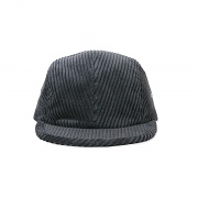 Swellmob Corduroy camp cap -charcoal-