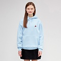 SMALL CHERRY HOODIE IS [BLUE]