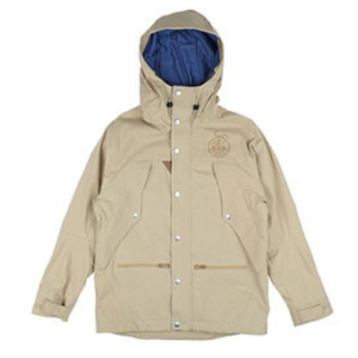 ESPIONAGE JACKET-BEIGE