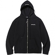 (HD12) MARK GONZALES HOODIE ZIP UP BLACK