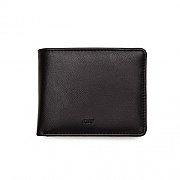 (100310108) GENTRY JUMBLE BI-FOLD WALLET-BLK