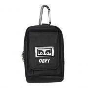 (100010095) DROP OUT UTILITY BAG-BLK