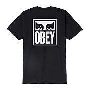 (163081874) OBEY EYES ICON TEE-BLK