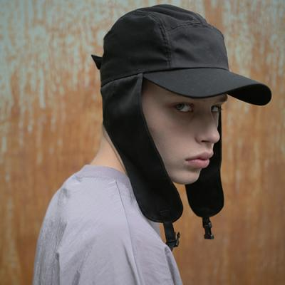 UNISEX TECH TROOPER HAT BLACK