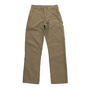 (B151) CANVAS WORK PANTS-LBR