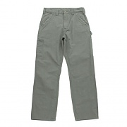 (B151) CANVAS WORK PANTS-FAT