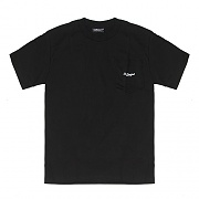 OLDS POCKET TEE-BLK
