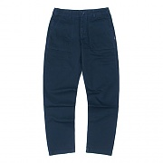 HEAVY FATIGUE PANTS-NAVY