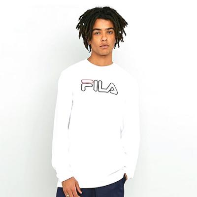 CRISTALLO SWEATSHIRT-WHITE