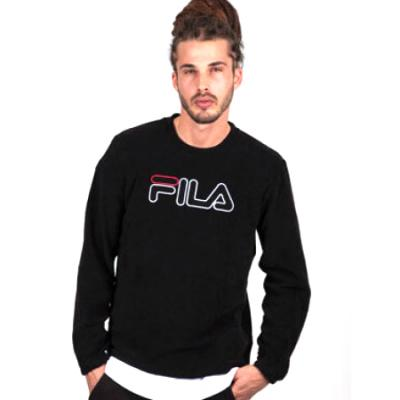 CRISTALLO SWEATSHIRT-BLACK