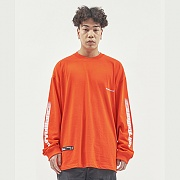 ARM SURVEIL LONG SLEEVE ORANGE