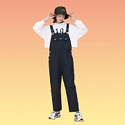 POCKET OVERALL-NAVY