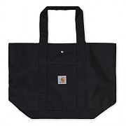 (I019540) SIMPLE TOTE-BLACK