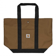 (I019540) SIMPLE TOTE-HAMILTON BROWN