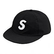 GORE-TEX S-LOGO 6-PANEL-BLACK