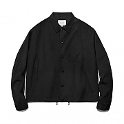 [ISVJ12] LIGHT JACKET IS [BLACK]