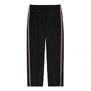 [ISVP02] TRACK PANTS IS [BLACK]