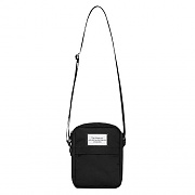[ISVA01] CORDURA SHOLDER BAG IS [BLACK