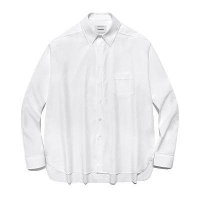 [ISVS03] CUT OFF SHIRTS IS [WHITE]