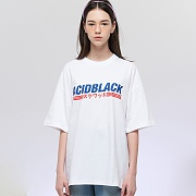 19 WAVE LOGO T (WHITE)