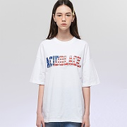 STARS AND STRIPES T (WHITE)