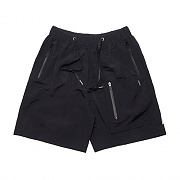 STGM TECH SHORT PANTS BLACK