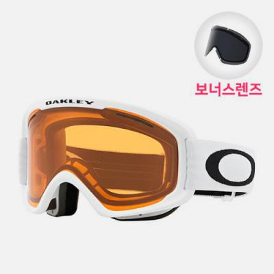(7045-47) 오프레임 O FRM 2.0 XL MATTE WHITE-PERSIMMON+DARK GREY