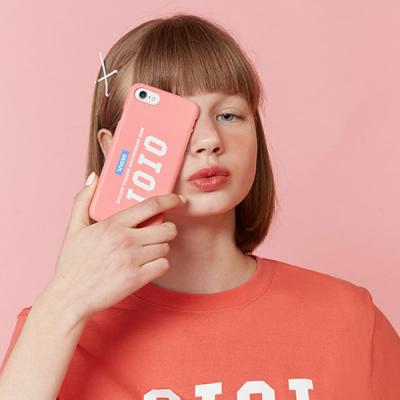 2019 LOGO PHONE CASE-LIVING CORAL
