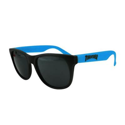 LOGO SUNGLASSES-BLUE