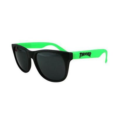 LOGO SUNGLASSES-GREEN