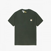 (K87) 포켓반팔티 POCKET WRK T-SHIRT-PEAT (306)