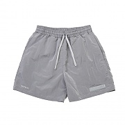 METALLIC SURF SHORT LIGHTGREY