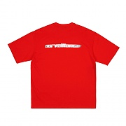 SURVEILLANCE T-SHIRTS RED