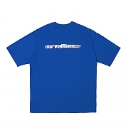 SURVEILLANCE T-SHIRTS BLUE