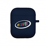 Ellipse color logo-navy(airpod case)