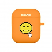 Smile cursor-orange(airpod case)