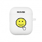 Smile cursor-white(airpod case)