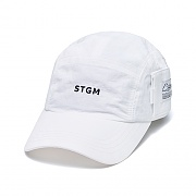 STIGMA STGM POCKET CAMP CAP WHITE