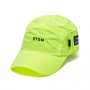 STIGMA STGM POCKET CAMP CAP NEON GREEN
