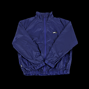 PACKABLE TRACK TOP - PURPLE