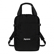 TOTE BACKPACK-BLACK