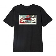 (163082002) YOUR AD HERE TEE-BLK