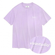 [ISV07] LOCATION LOGO SHORTSLEEVE IS [LIGHT PURPLE]