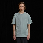 [ISV07] LOCATION LOGO SHORTSLEEVE IS [MINT]