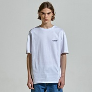 [ISV07] LOCATION LOGO SHORTSLEEVE IS [WHITE]