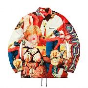SEKINTANI LA NORIHIRO/SUPREME COACHES JACKET-MULTI