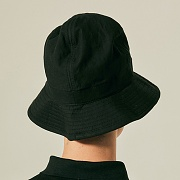 [ISPA06] BUCKET HAT IS [BLACK]