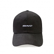 STRING BALL CAP BLACK